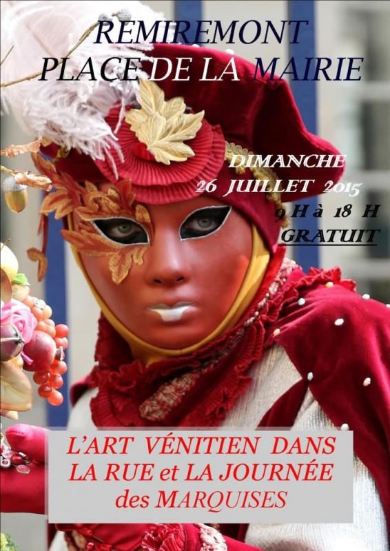 ART VENITIEN AFFICHE 2015 YCHR