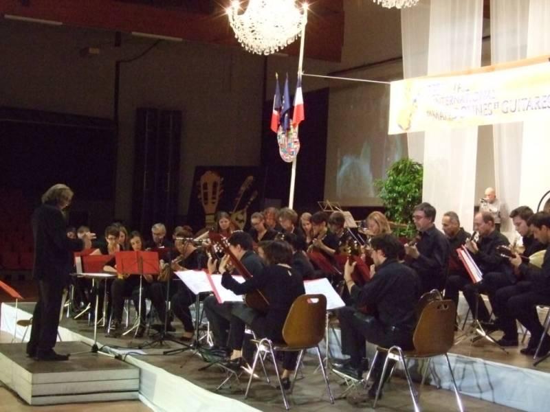 L'Orchestre du Stage National a ouvert ce 1er concert