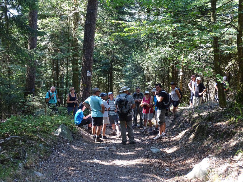 Marche pour touriste organisée par les Amis de la Nature (26)