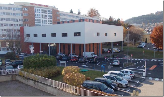 Centre hospitalier de Remiremont