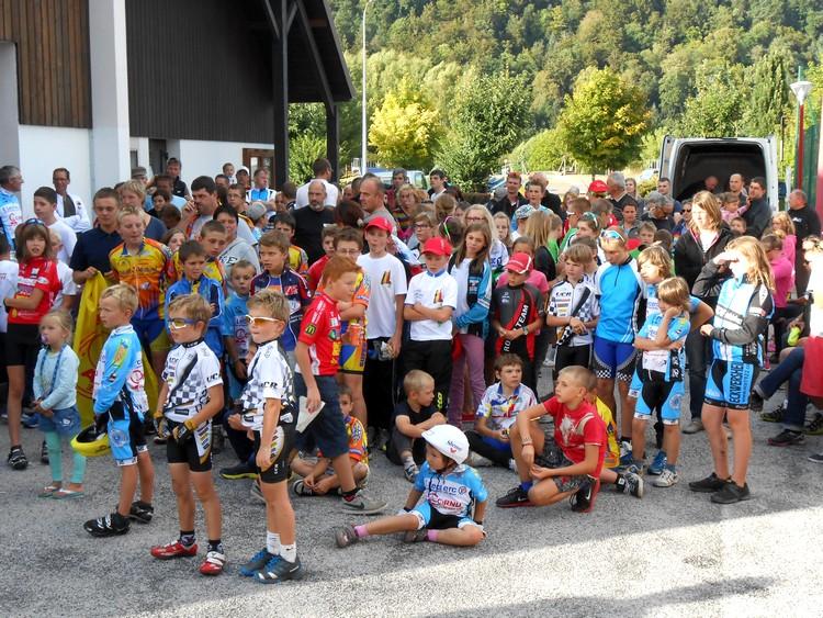 Le Petit Tour des Vosges réunira des jeunes cyclistes de 7 à 14 ans (photo d'archives)