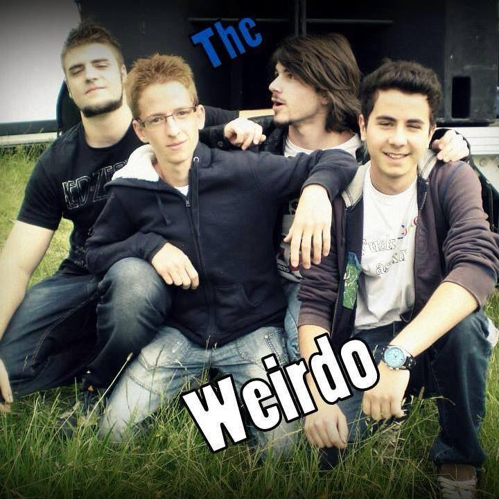 Le groupe The Weirdo