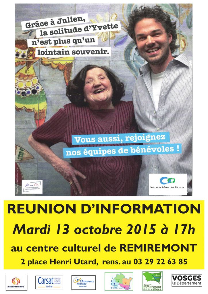Affiche reunion publique PFP8