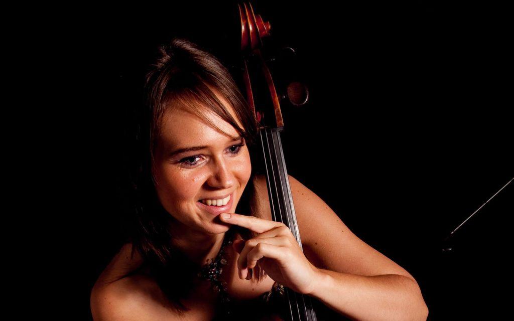 La violoncelliste Olivia Gay