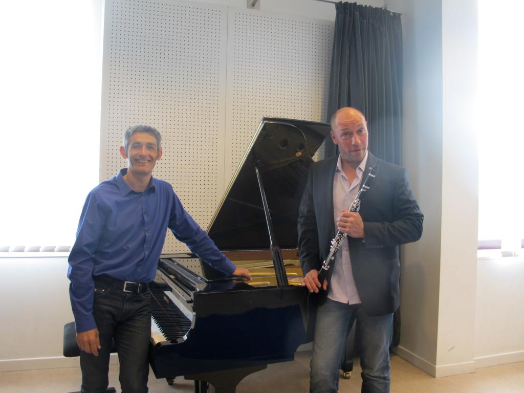 Vincent De Murcia et Sébastien Koebel