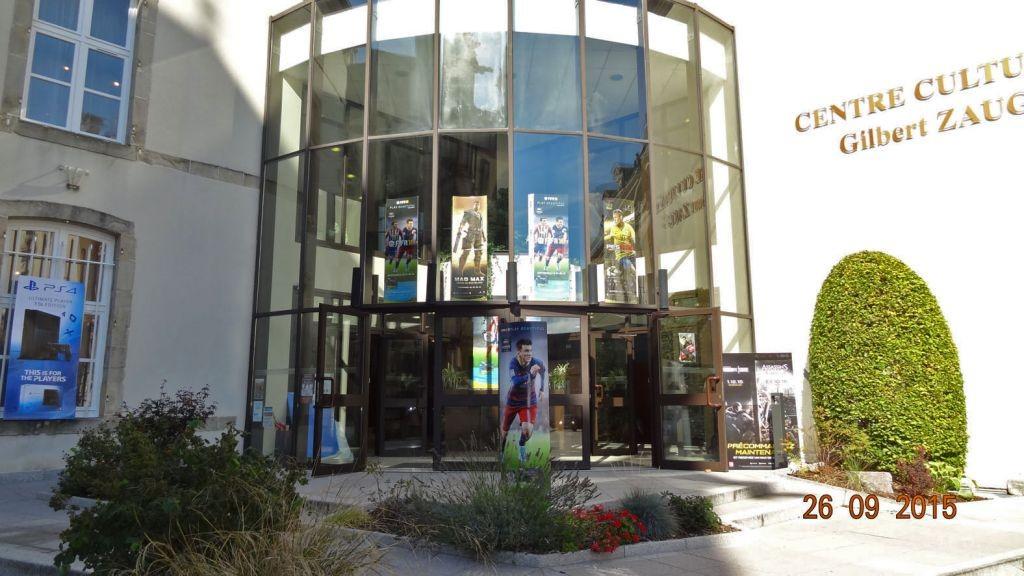 Centre culturel Gilbert Zaug