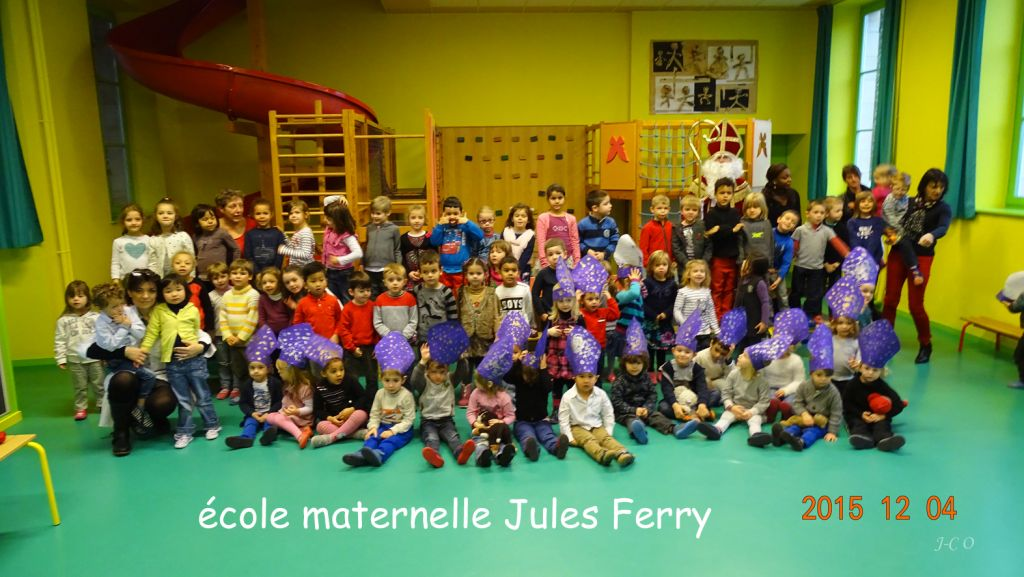 11 ensemble maternelle J-Ferry