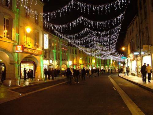La marche des Illuminations aura lieu samedi 12 décembre (photo d'archives)
