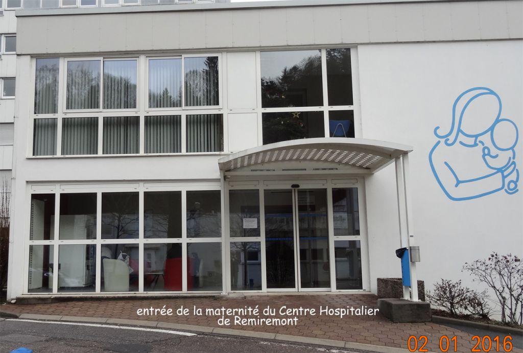 00 entrée Maternité