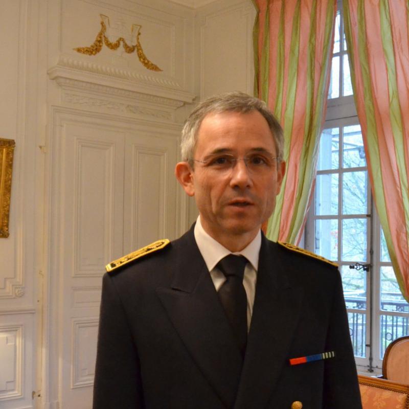Stéphane Fratacci, préfet de la région Alsace, a été nommé préfet de la région Alsace-Champagne-Ardenne-Lorraine en conseil des ministres.