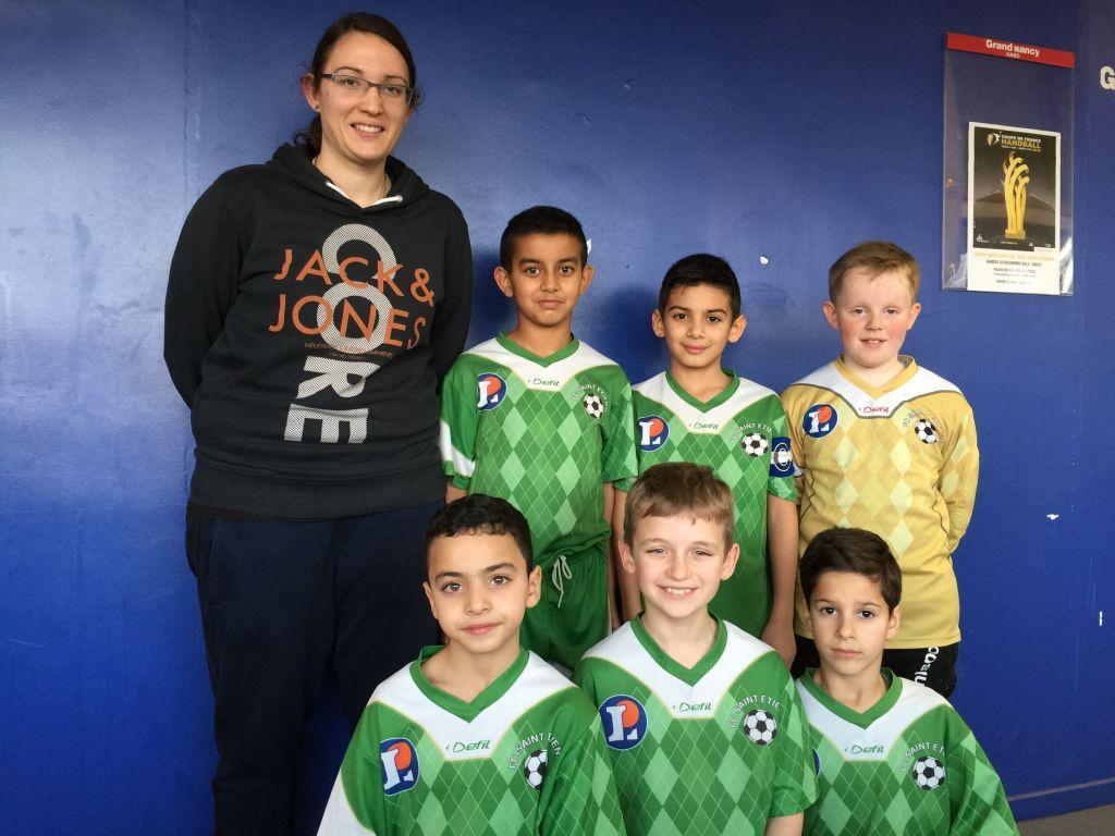 Comme toutes les autres équipes, les U11 participeront à la finale départementale de futsal.
