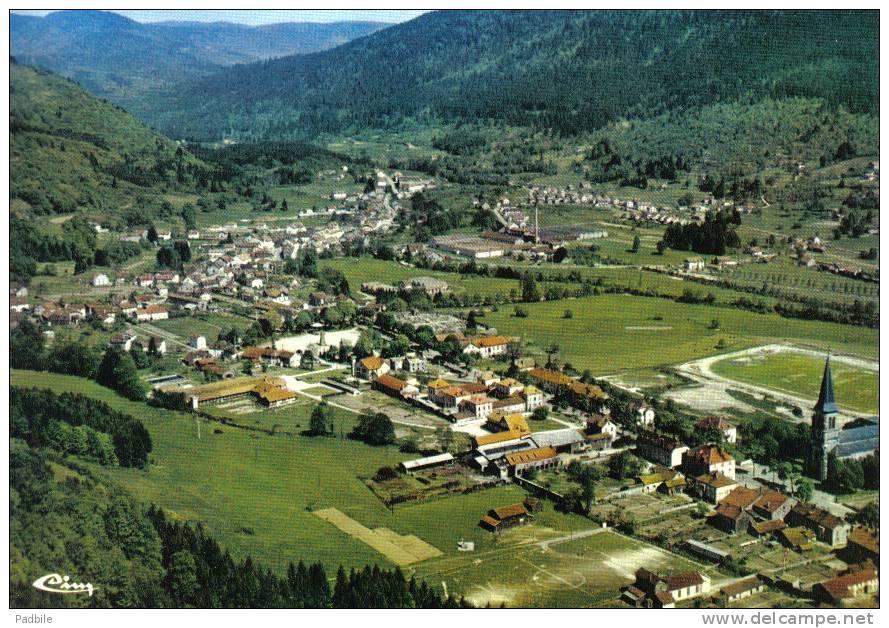 Le centre de la commune dans les années 60.
