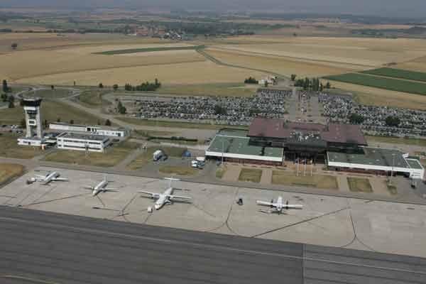 aéroport de lorraine