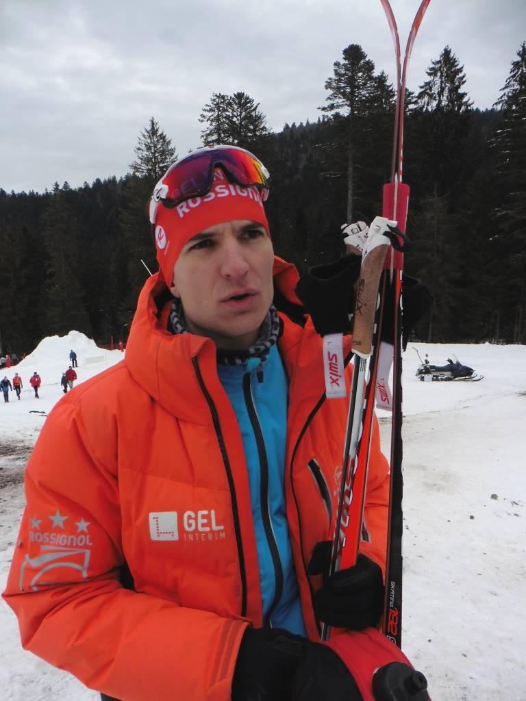 Bastien Poirrier.