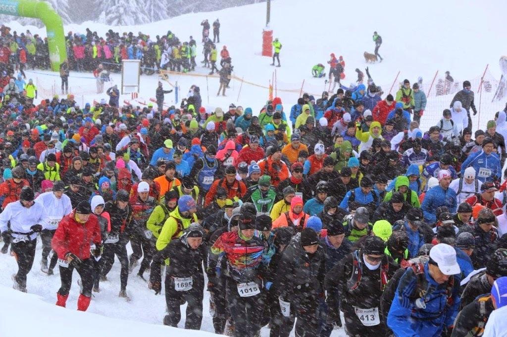 Trail Blanc des Vosges