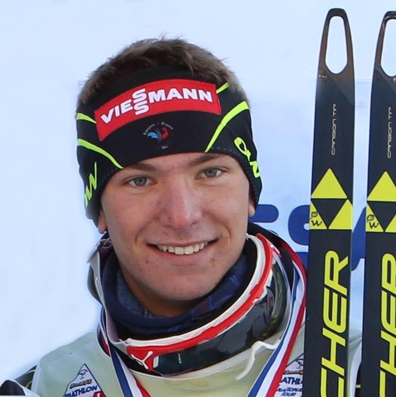 Emilien Claude (Basse-sur-le-Rupt SN) 4e chez les U20.