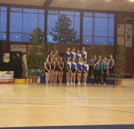 podium team