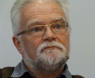 André Jacquemin, maire d'Eloyes.