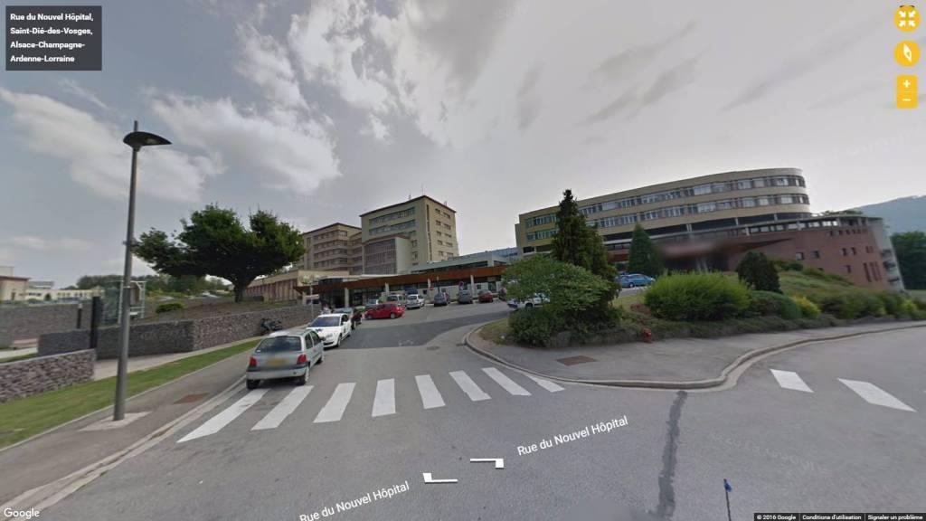 CENTRE HOSPITALIER DE SAINT-DIE-DES-VOSGES