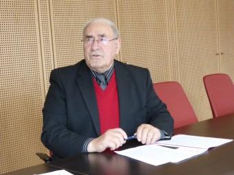Le président, René Maillard.