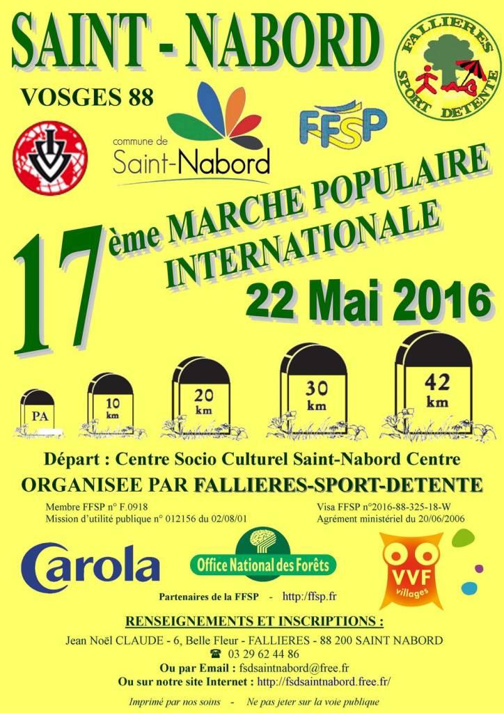 Affiche marche 2016-jaune