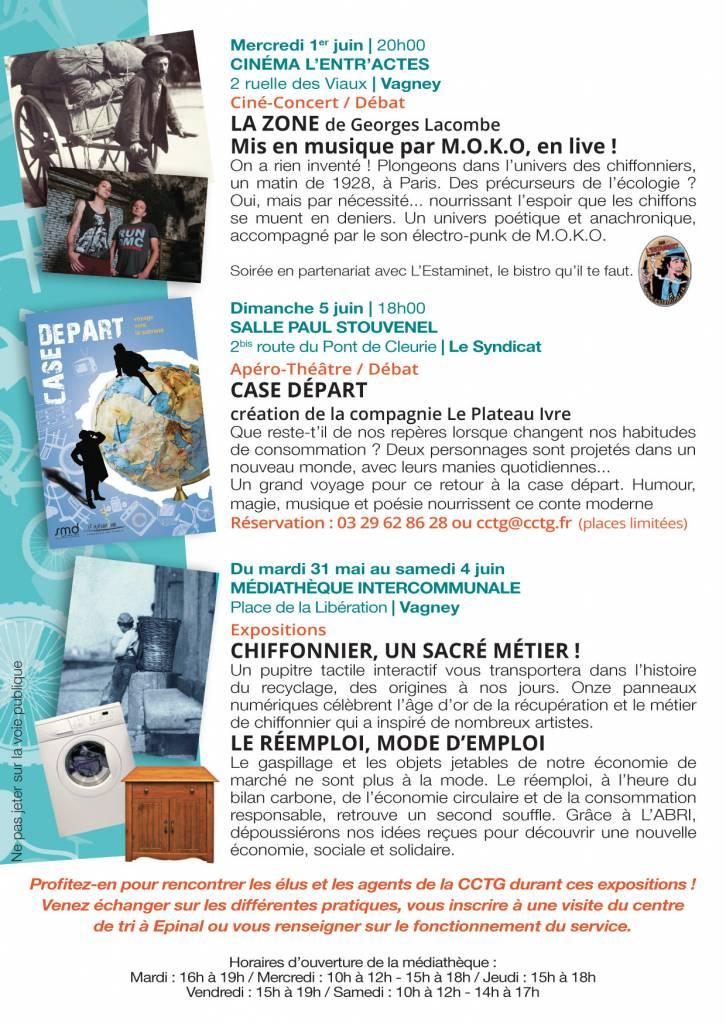 Programme SEDD 2016