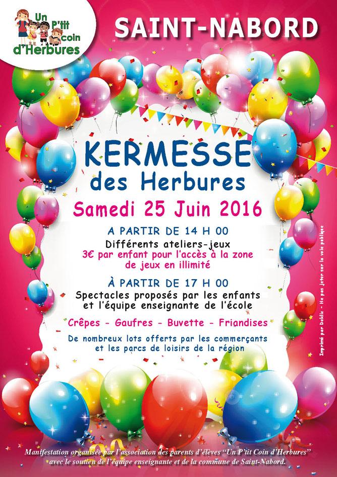 201605 Les Herbures Kermesse Aff A3