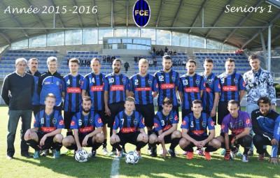 Le FC Eloyes est promu en Promotion d'Honneur.