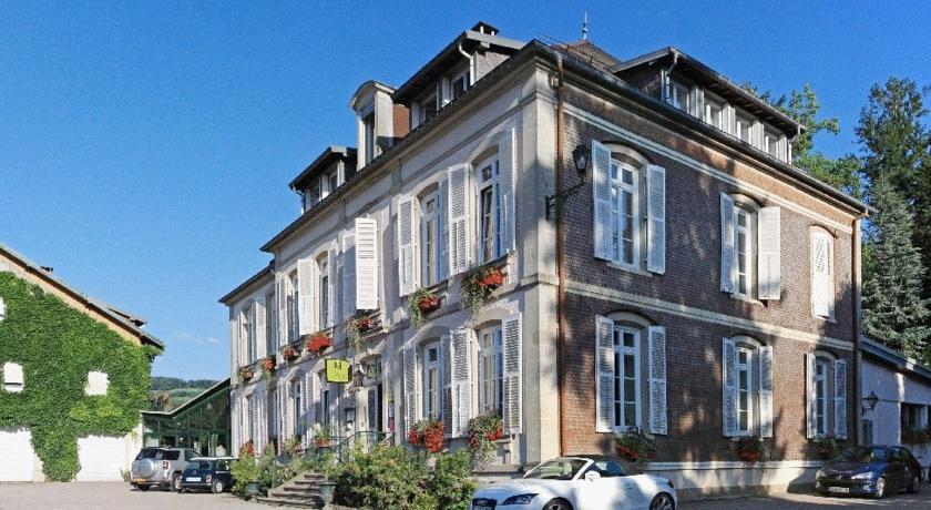 L'Hôtel de la Résidence au Val-d'Ajol.