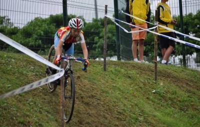 Baptiste cyclo cross 2