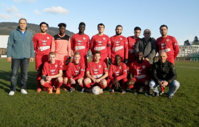 Le FC Remiremont est promu en première division de district.
