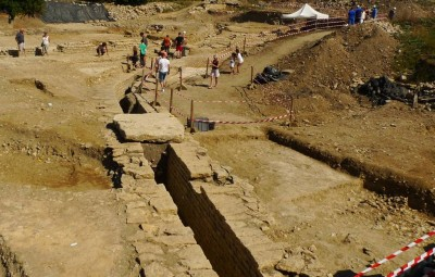 fouilles Grand 2016 2