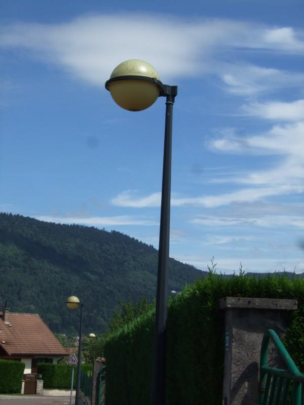45 candélabres et luminaires à boules seront remplacés rue des Provinces