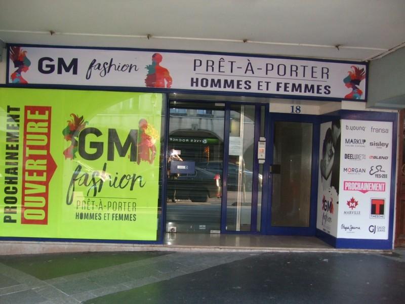 GM Fashion s'installe en lieu et place de l'ex Maison de la Presse