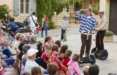 Image du spectacle Voie verte et rouges émois à Quiberon