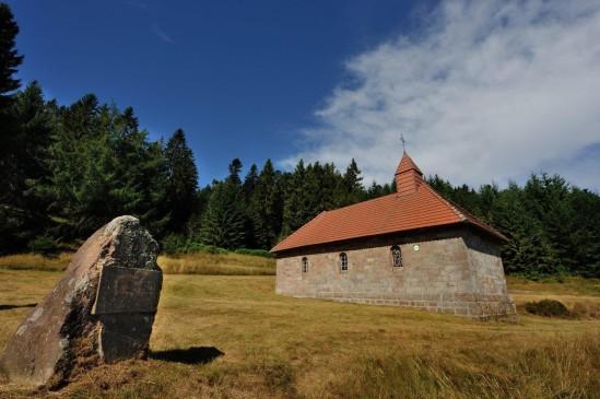 La Chapelle dédiée à Saine Sabine