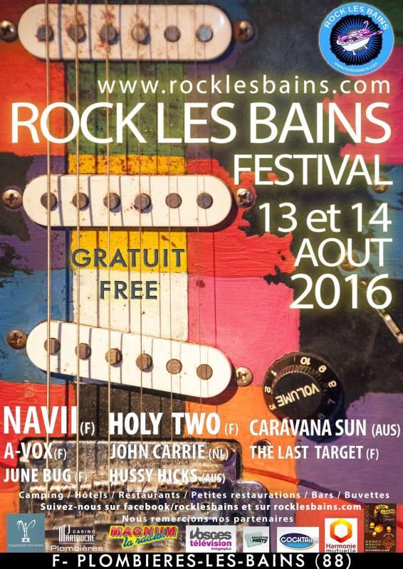 Rock les Bains.