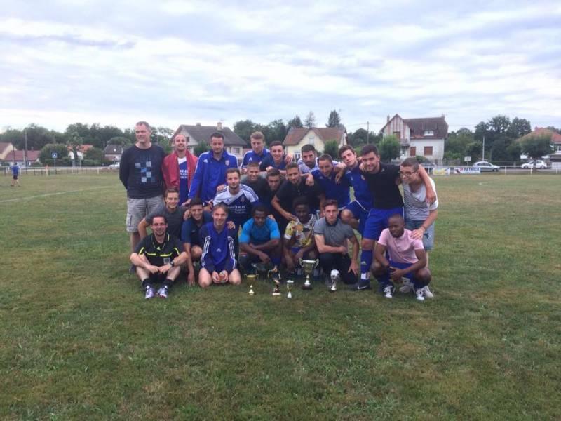 Cendrillon vosgien de l'épreuve, le FC Le Val-d'Ajol, troisième division aura l'honneur de recevoir l'AS Vagney (DHR).