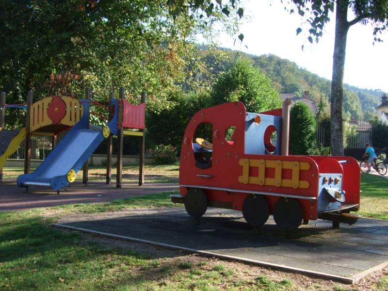 Au parc Rodhain