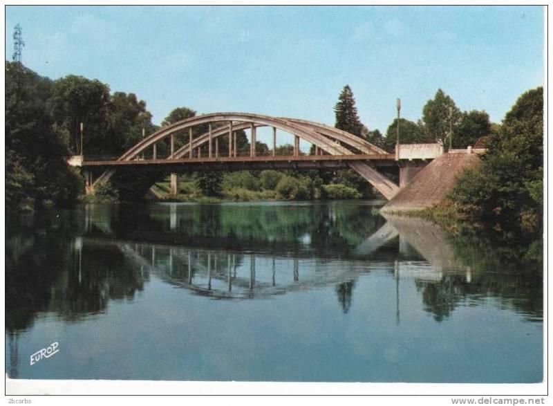 Le Pont Le Prieur dans sa présentation actuelle