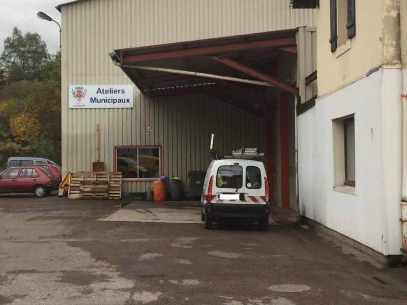 Dans les Vosges, la série a commencé aux ateliers municipaux du Thillot.