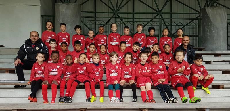 U9 et U7 FC Remiremont