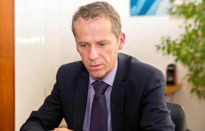Etienne Manteaux, procureur de la République.