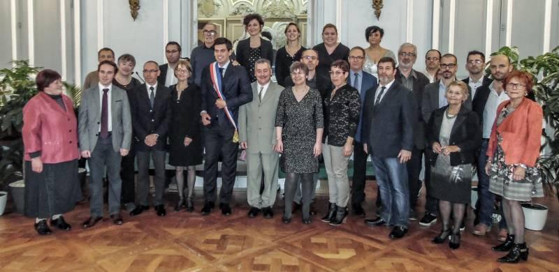 Un premier conseil municipal avec 26 des 29 élus.