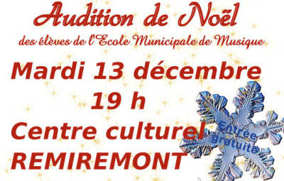 Audition Noel2016