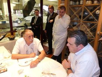 Jean-Claude Aiguier et Christophe Raoux.