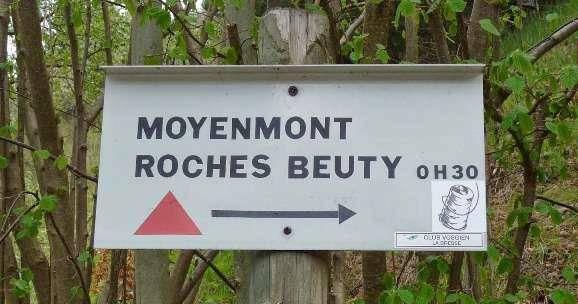 Le projet de création d'un sentier du patrimoine industriel et notamment textile à La Bresse.