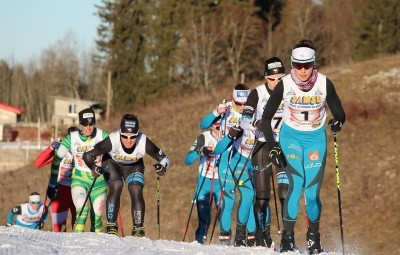COUPE DE FRANCE AUX TUFFES -SKIATHLON