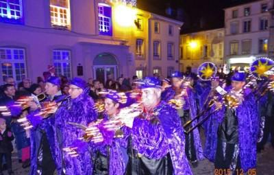 Défilé de la St. Nicolas 2015 (photo Jean-Claude Olzcyk)