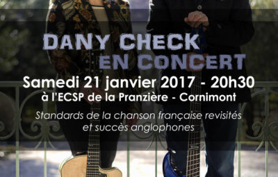Affiche Dany Check 21 01 17